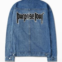 High Street Raglan Loose Jeans Fee Of God Men Coat Justin Bieber Denim Fashion Jeans Men