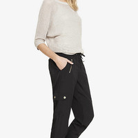 DRAWSTRING CARGO JOGGER PANT from EXPRESS