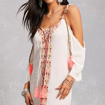 Z&L Europe Embroidered Tunic