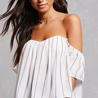 Honey Punch Off-the-Shoulder Top