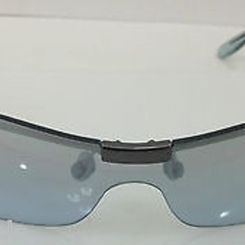 NEW AUTHENTIC SAKS FIFTH AVE S5A 17/S COL OF38/IY GUNMETAL SUNGLASSES FRAME