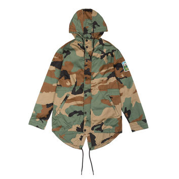 Acrylic Parka – Play Cloths