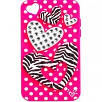 Silicone Heart Tech Case 4 | Girls Toys Clearance | Shop Justice