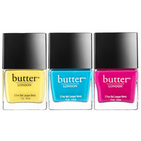 butter LONDON 3 Free POP! Art Get The Look Trio