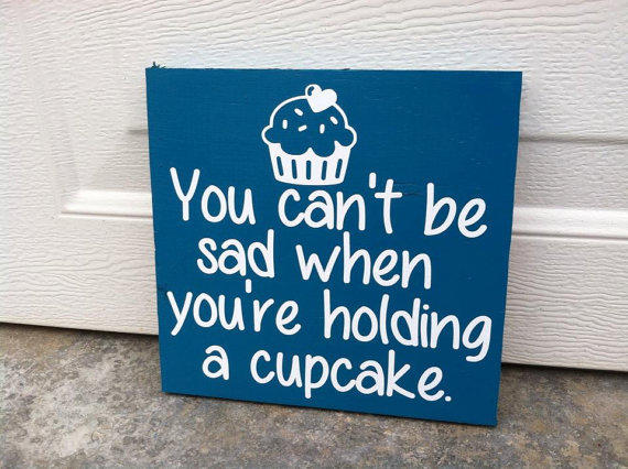 You Can T Be Sad When You Re Holding A From The Crafty Geek
