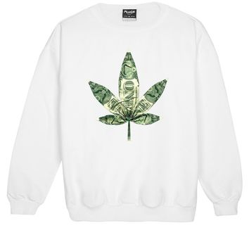 DOLLAR WEED SWEATER