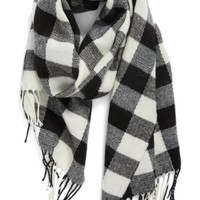 BP Buffalo Check Scarf | Nordstrom