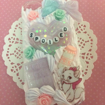 Made to Order! Spoiled Decoden Phone Case