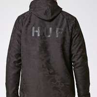 HUF Classic Shell Muted Camo Zip Jacket at PacSun.com