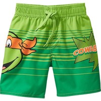 Old Navy Teenage Mutant Ninja Turtles Swim Trunks For Baby