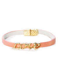 Papaya Clothing Online :: LOVE MAGNETIC CLOSURE BRACELET