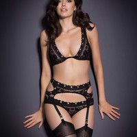 New In by Agent Provocateur - Stevie Suspender