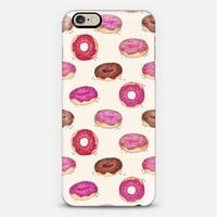 Homemade Doughnuts iPhone 6 case by Perrin Le Feuvre | Casetify