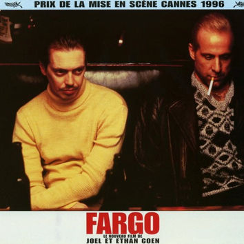 Fargo (French) 11x14 Movie Poster (1996)
