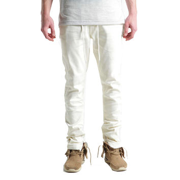 Embellish NYC Silhouette Pants In Cream