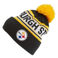 Boy's Outerstuff 'Pittsburgh Steelers' NFL Knit Hat