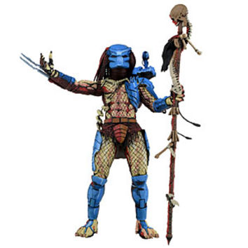 "Predator 8"" Figure - 25th Anniversary Dark Horse Comic Book"