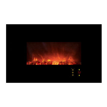 "Modern Flames 45"" Built in / Wall Mounted Electric Fireplace (AL45CLX2)"
