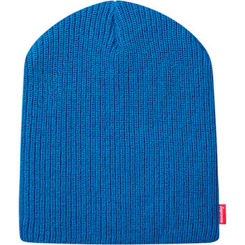 Supreme: Basic Beanie - Bright Blue