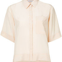 Julia Jentzsch Shortsleeve Relaxed Fit Blouse - Farfetch