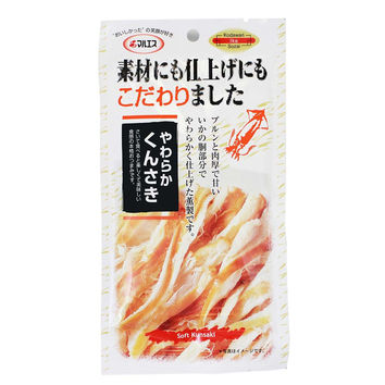 Maruesu Soft Dried Squid Shreds 1 oz. (28g)