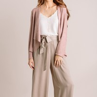 Francesca Wide Leg Cropped Pants