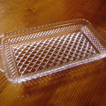 Vintage Wexford Relish Tray or Jewelry Holder