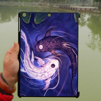 Fish Yin Yang iPad Case,iPad mini Case,iPad Air Case,iPad 3 Case,iPad 4 Case,ipad case,ipad cover, ipad mini cover ipad air,iPad 2/3/4-013