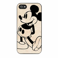 Mickey Mouse Vintage iPhone 5s Case