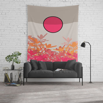 Summer Time 4 Wall Tapestry by naturalcolors
