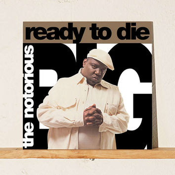 The Notorious B.I.G. - Ready To Die 2XLP - Urban Outfitters