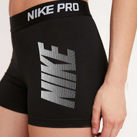 "Nike Pro Cool Graphic 3"" Training Short - Urban Outfitters"