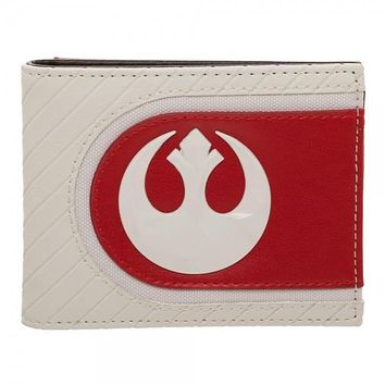 Star Wars Episode 8 Bi-Fold Wallet