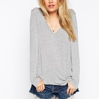 ASOS The Long Sleeve Forever T-Shirt