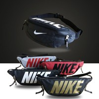 """Nike"" Unisex Sport Casual Logo Letter Couple Chest Bag Waist Bag Single Shoulder Messenger Bag Small Backpack"