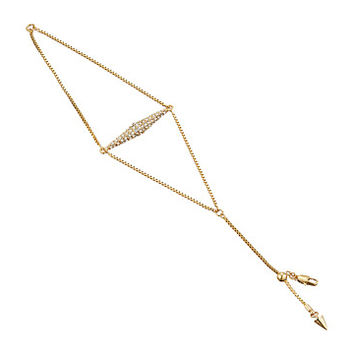 Vince Camuto Vertical Extended Pyramid Bracelet