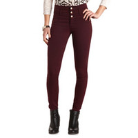 REFUGE HIGH WAISTED SUPER SKINNY JEAN