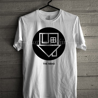 The neighbourhood logo music tshirt -5wND Unisex T- Shirt For Man And Woman / T-Shirt / Custom T-Shirt