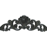 Antique Black Wall Pediment | Shop Hobby Lobby