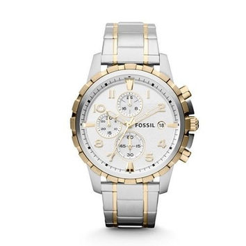 NEW Fossil Dean Men's Chronograph Watch
