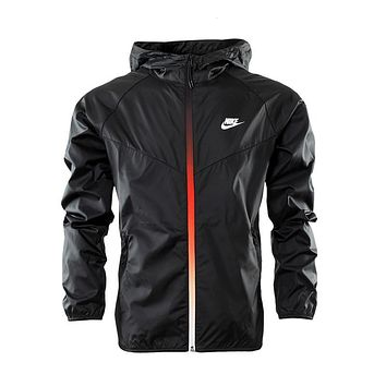 Trendsetter NIKE Women Cardigan Jacket Coat Windbreaker