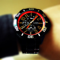 Power Sport Chronograph by Guess