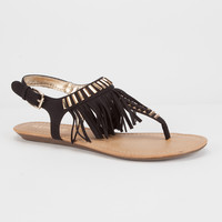 REPORT Latte Womens Sandals