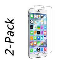 [2-Pack] High Quality Anti-fingerprint Screen Protector for iPhone 6 - Default
