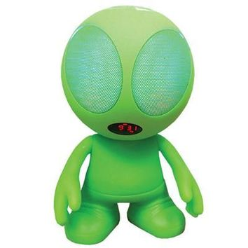 Alien BT Speaker Green