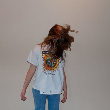 Distressed Sublime Tee