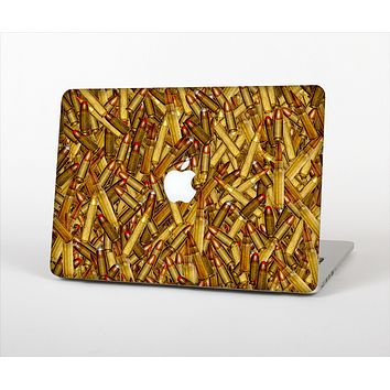 The Bullets Overlay Skin Set for the Apple MacBook Pro 13""