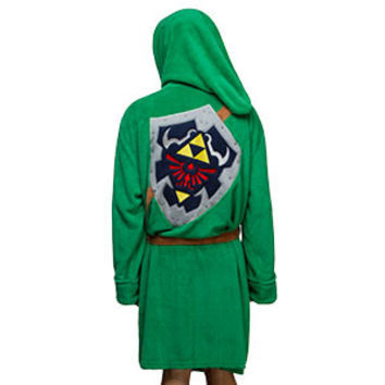 Legend of Zelda Link Robe - Exclusive