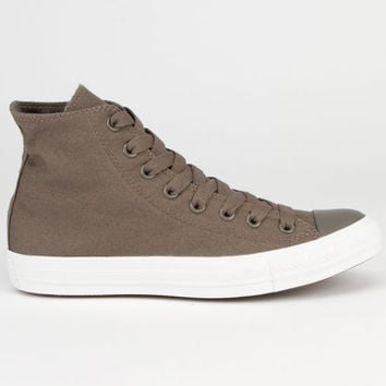 Converse Chuck Taylor Hi Mens Shoes Charcoal  In Sizes