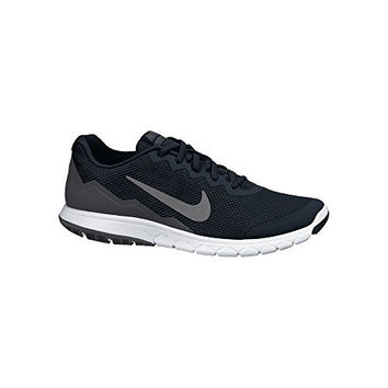 Nike Women's Flex Experience Running Shoes - Black/Mtlc Drk Gry/Anthracite/White - 8 B(M) US